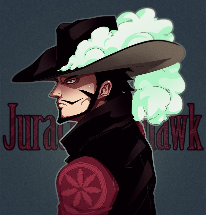 - Juracule Mihawk - by coreymill
