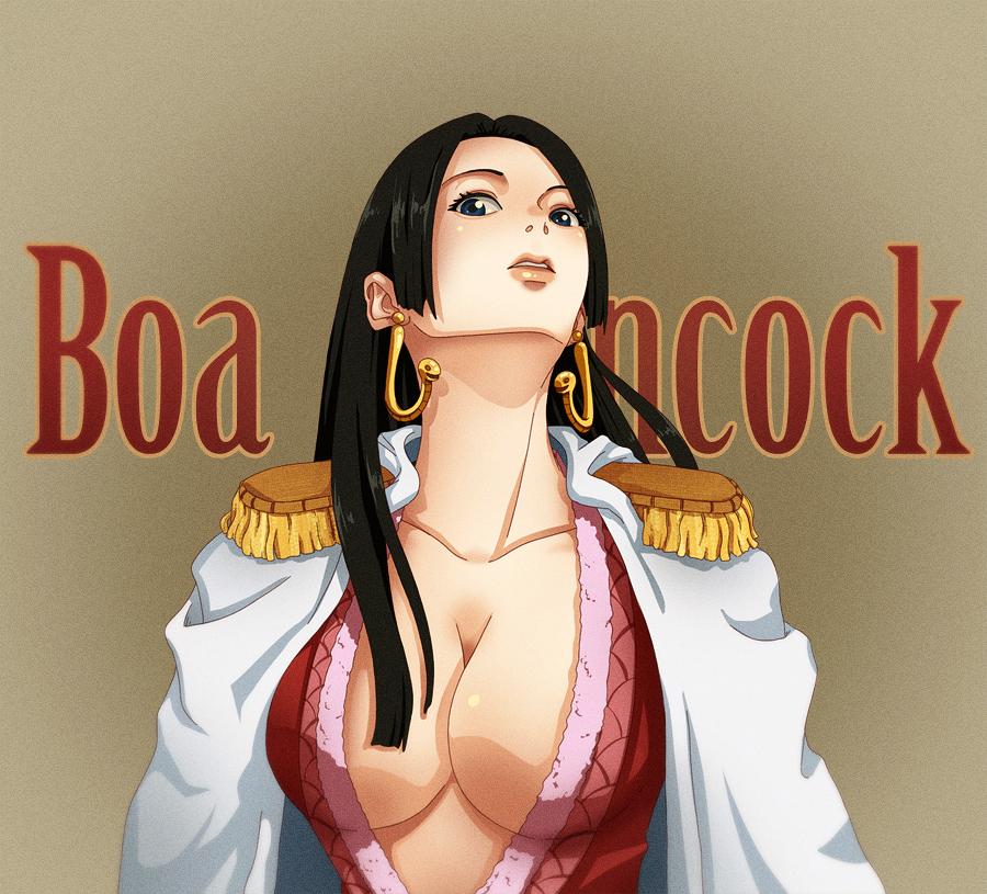 - Boa Hancock - by coreymill