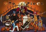 - One Piece Halloween -