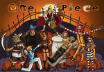 - One Piece Halloween -