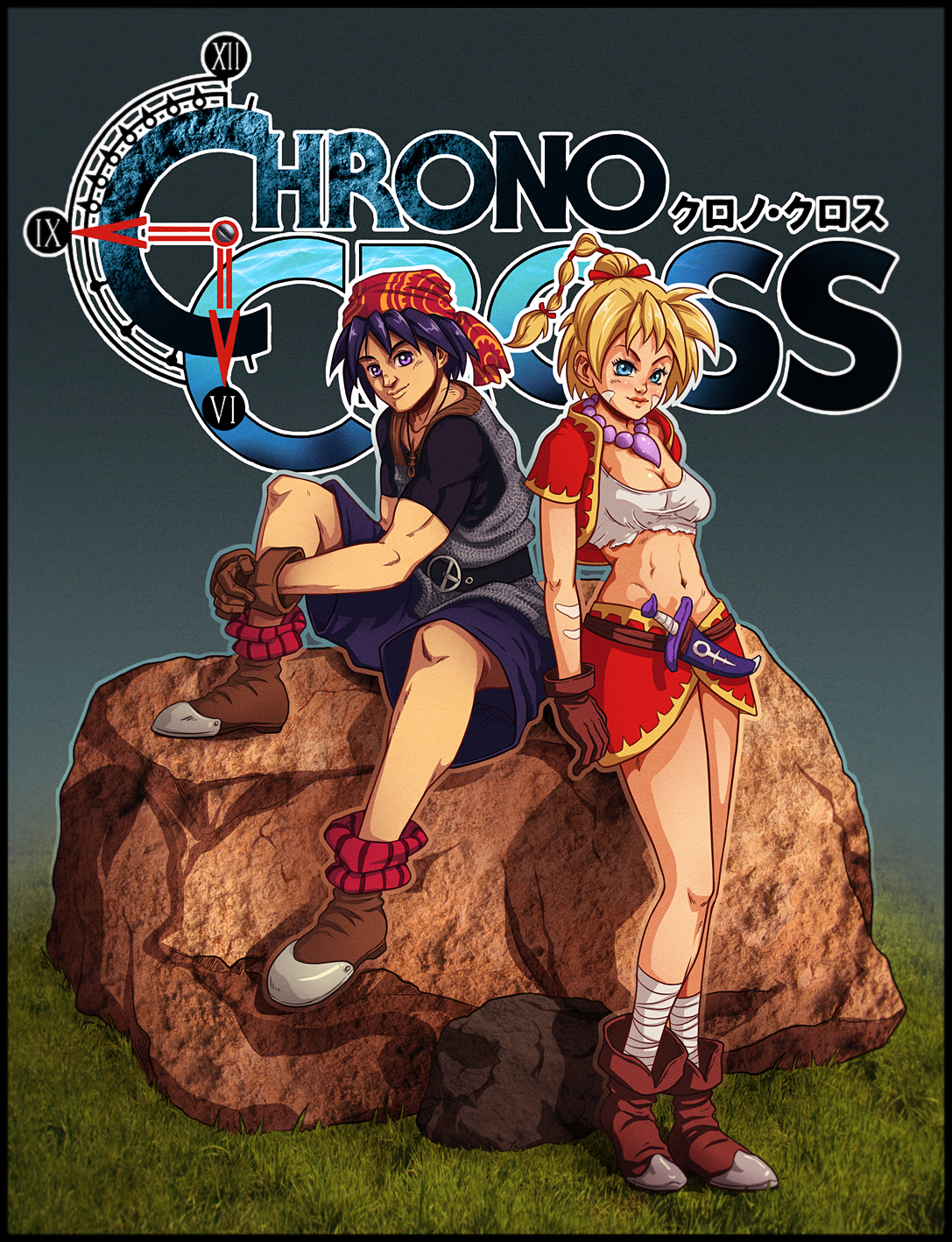 - Chrono Cross - by coreymill