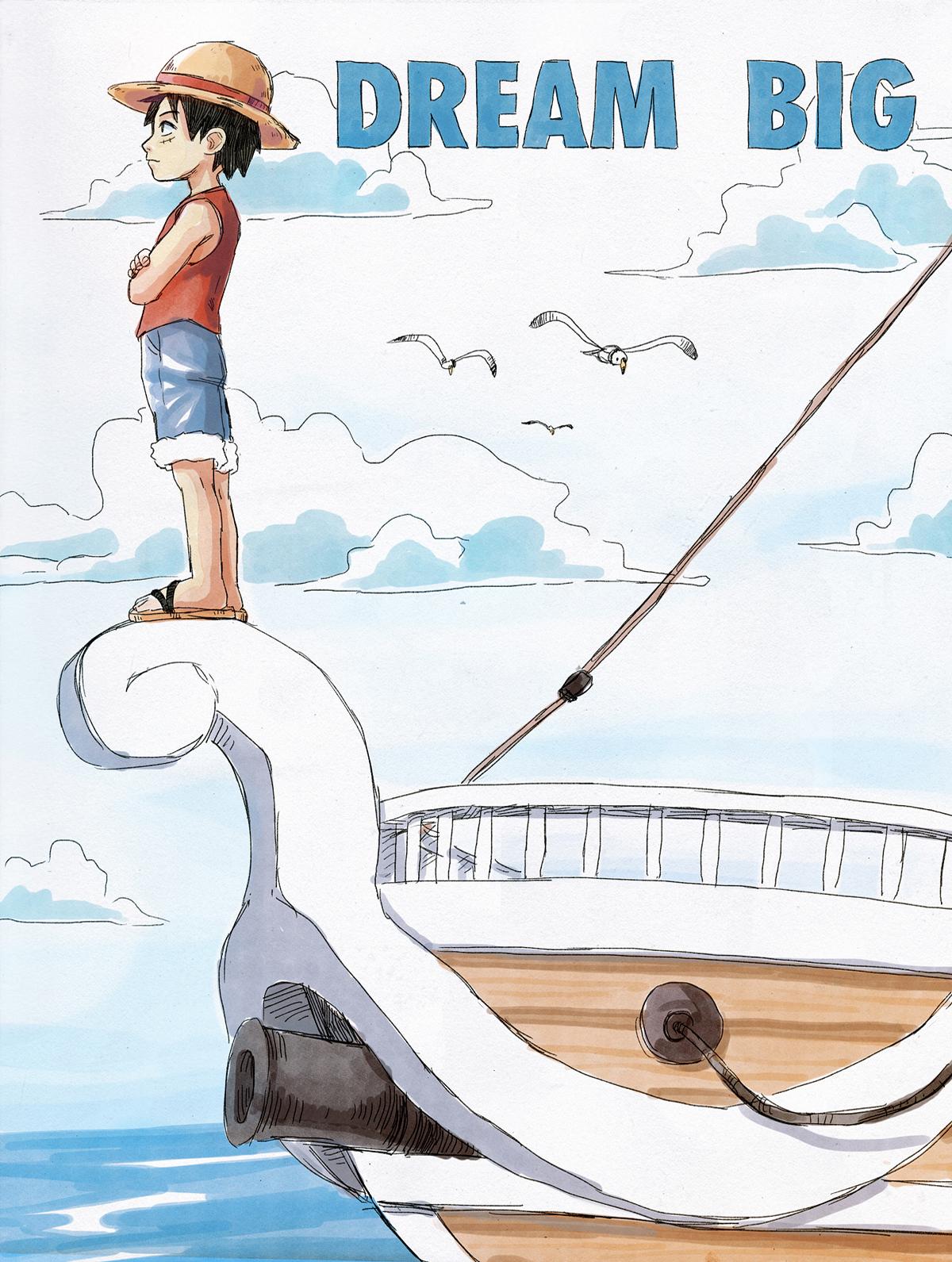 - Dream Big - by coreymill