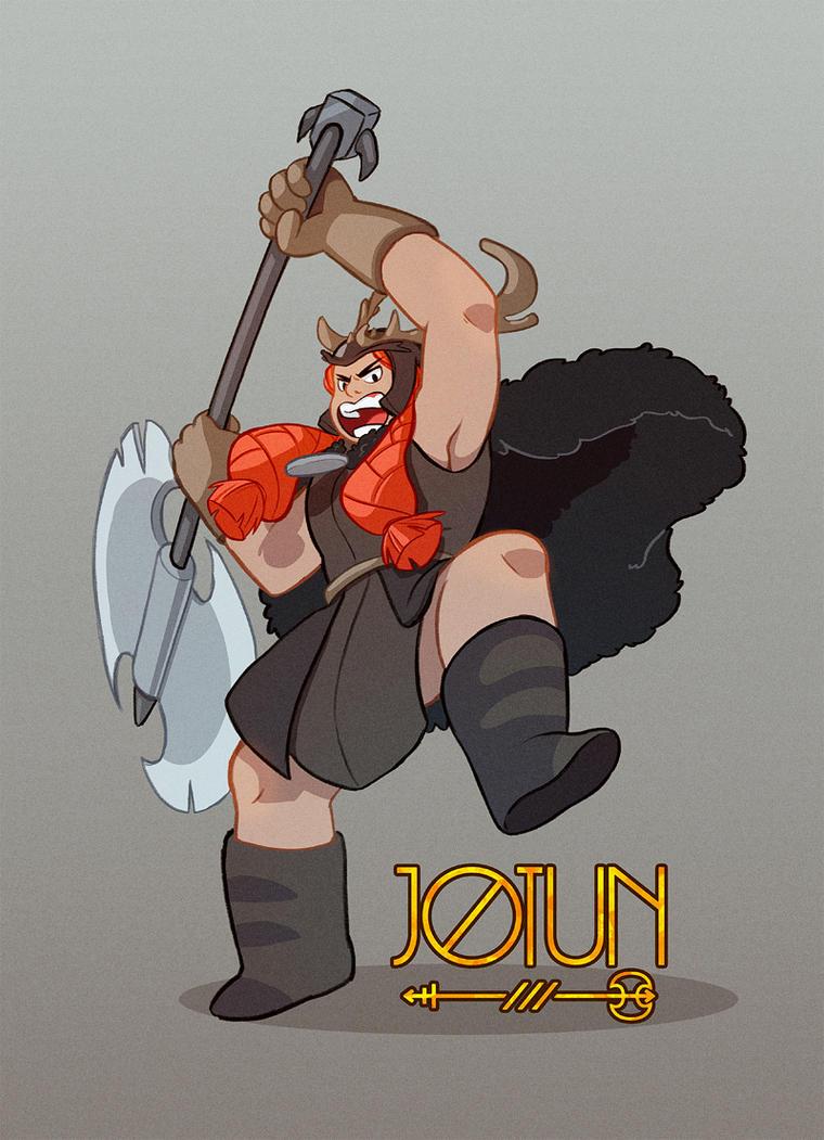 - Jotun - by coreymill