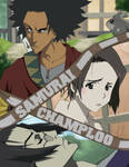 Samurai Champloo Trio