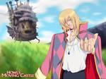 -Howl's Moving Castle-