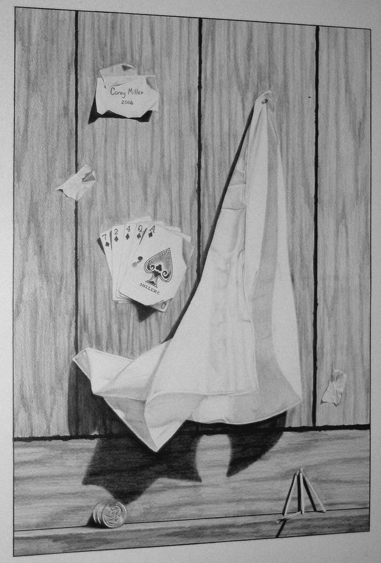 - Trompe-l'oeil - by coreymill