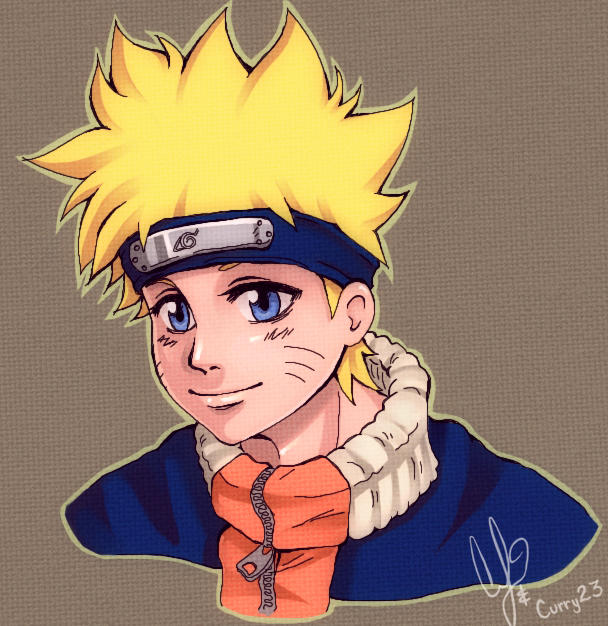 - Naruto Collab - by coreymill