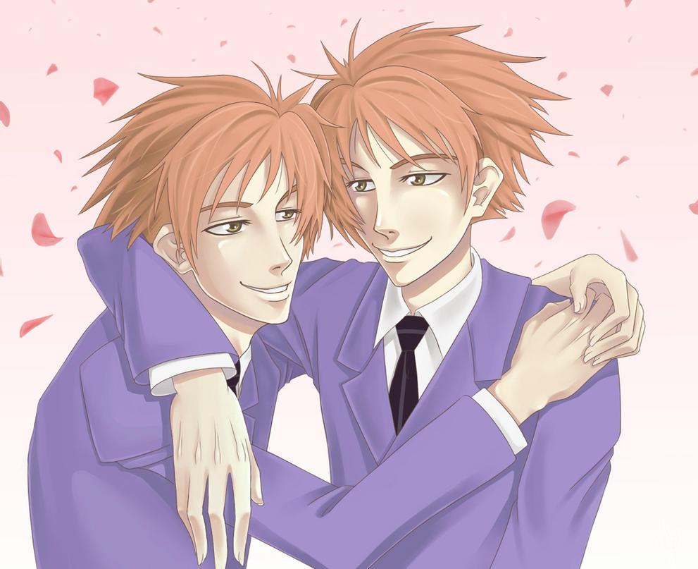 - Hikaru + Kaoru - by coreymill