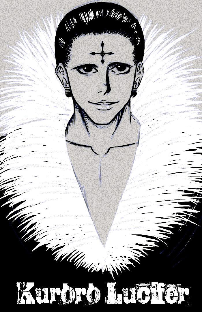 - Kuroro Lucifer - by coreymill