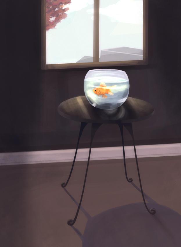 - Crafty Goldfish - by coreymill