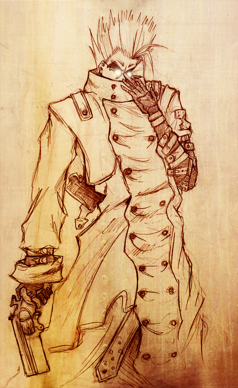 - Vash the Stampede - by coreymill