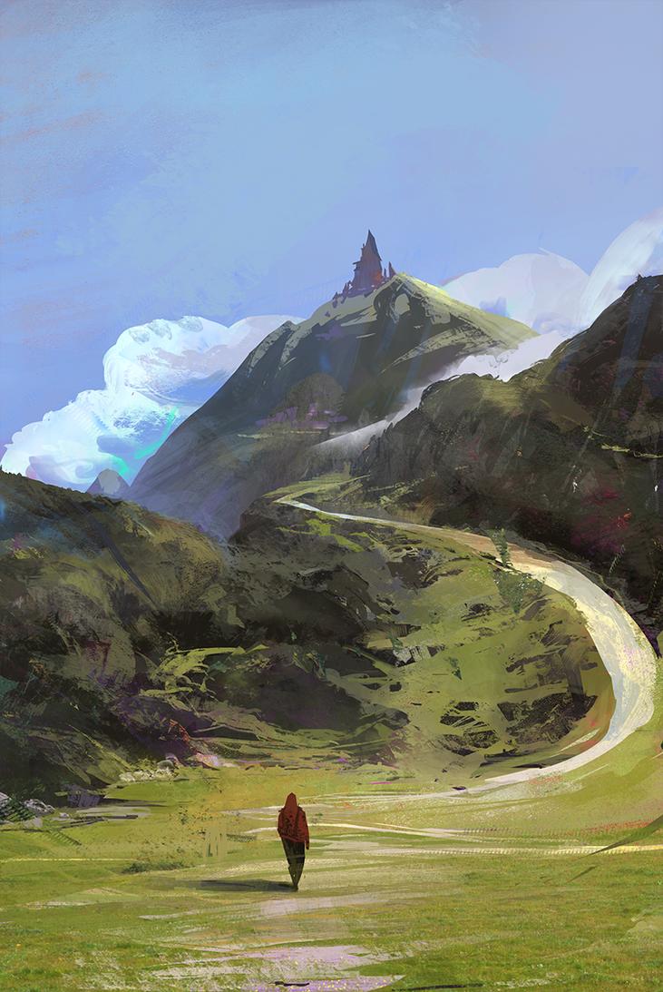 journey by EsbjornNord