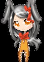 Bunny girl by rainscarce