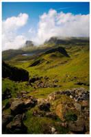 The Misty Isle of Skye by didjerama