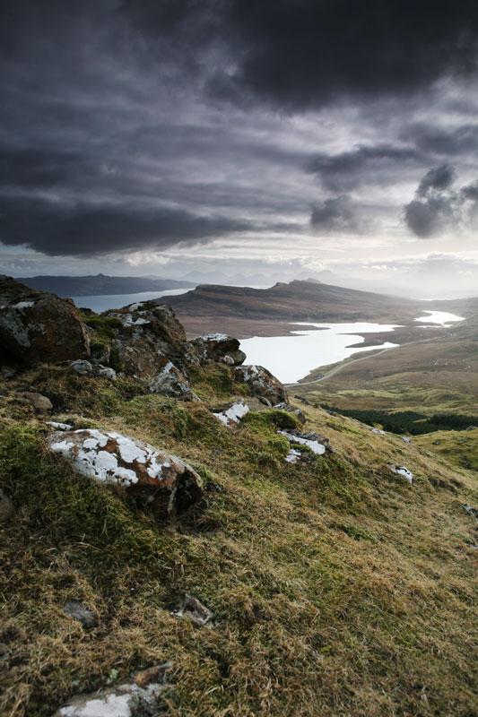 Loch Leathen by didjerama