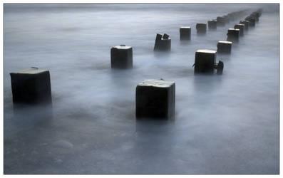 Sea Mist At Dawn by didjerama
