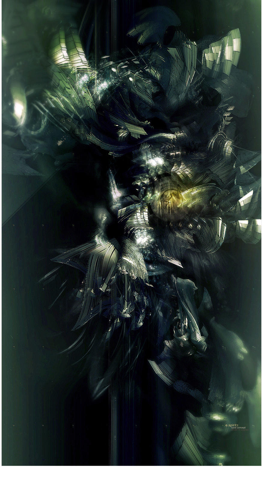 E-Spirit by zygrael