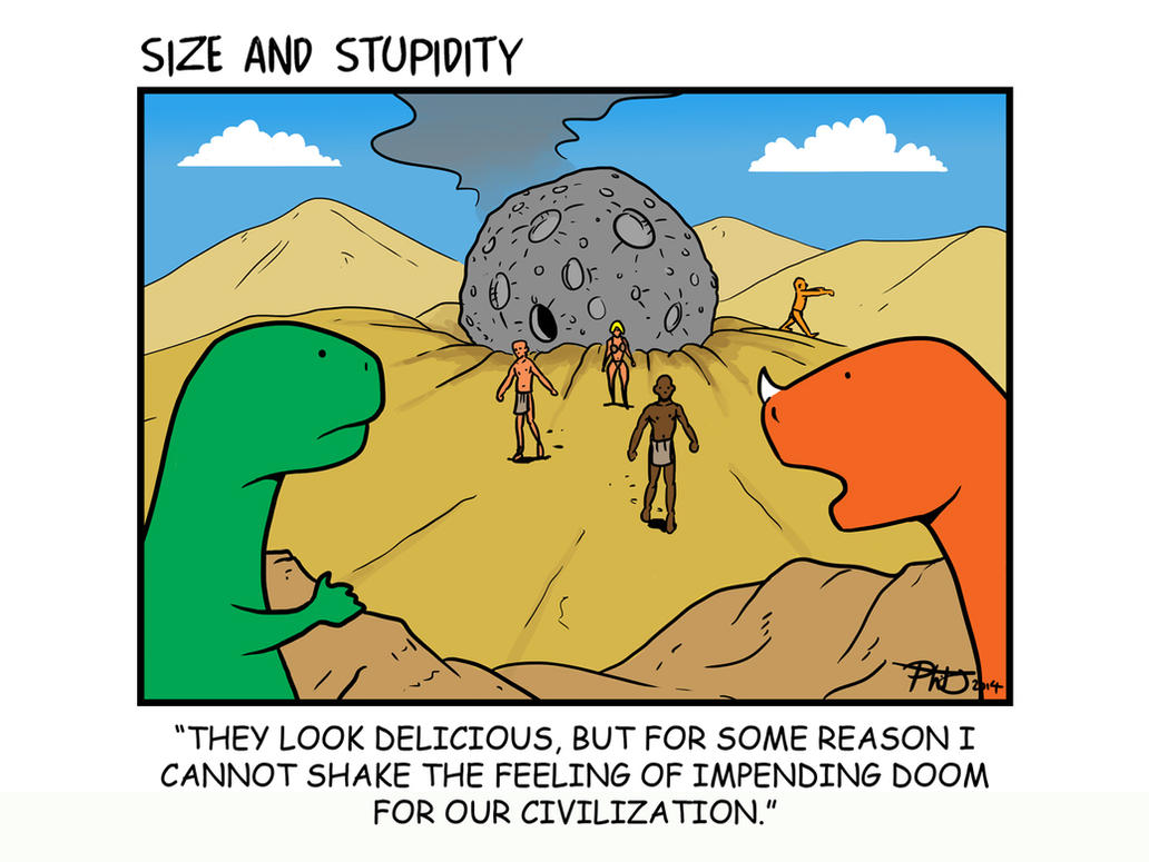 Impending Doom by Size-And-Stupidity