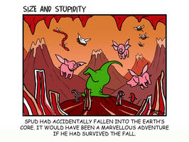 Baconland by Size-And-Stupidity