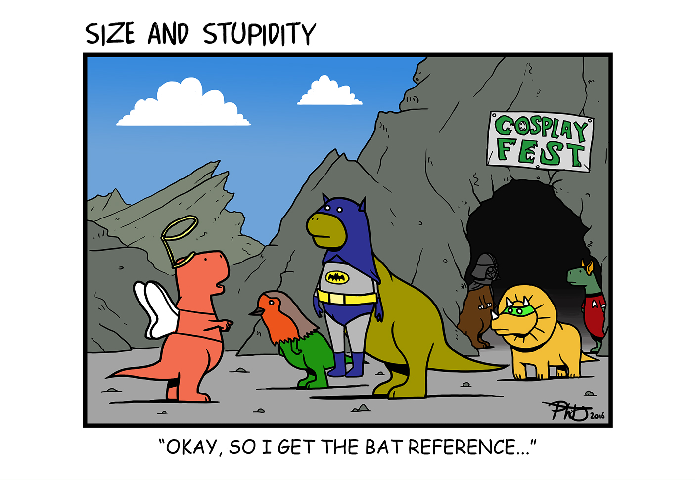 Bat Man by Size-And-Stupidity