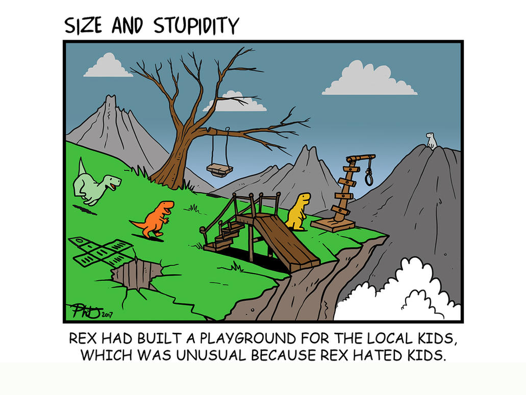 Playground by Size-And-Stupidity