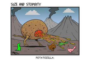 Potato by Size-And-Stupidity