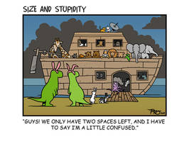 Bunnies by Size-And-Stupidity