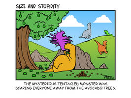 Avocado by Size-And-Stupidity