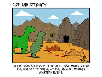 Murder Mystery by Size-And-Stupidity