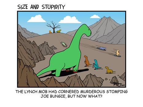 Stomping Joe Bungie