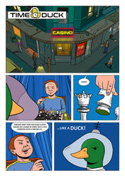 Time Duck Page 1 of 4