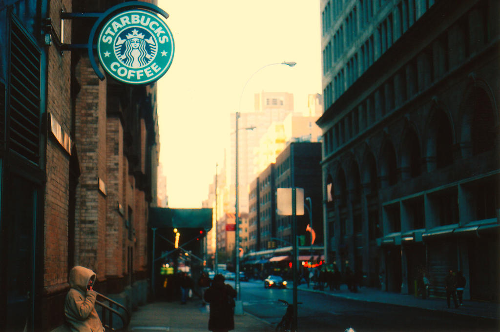 Starbucks by omgoogles - ~ Coffee/Cup Avatarlar� ~