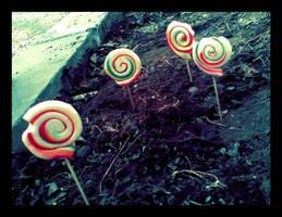 Lollipops.. by FuzzyBlinking