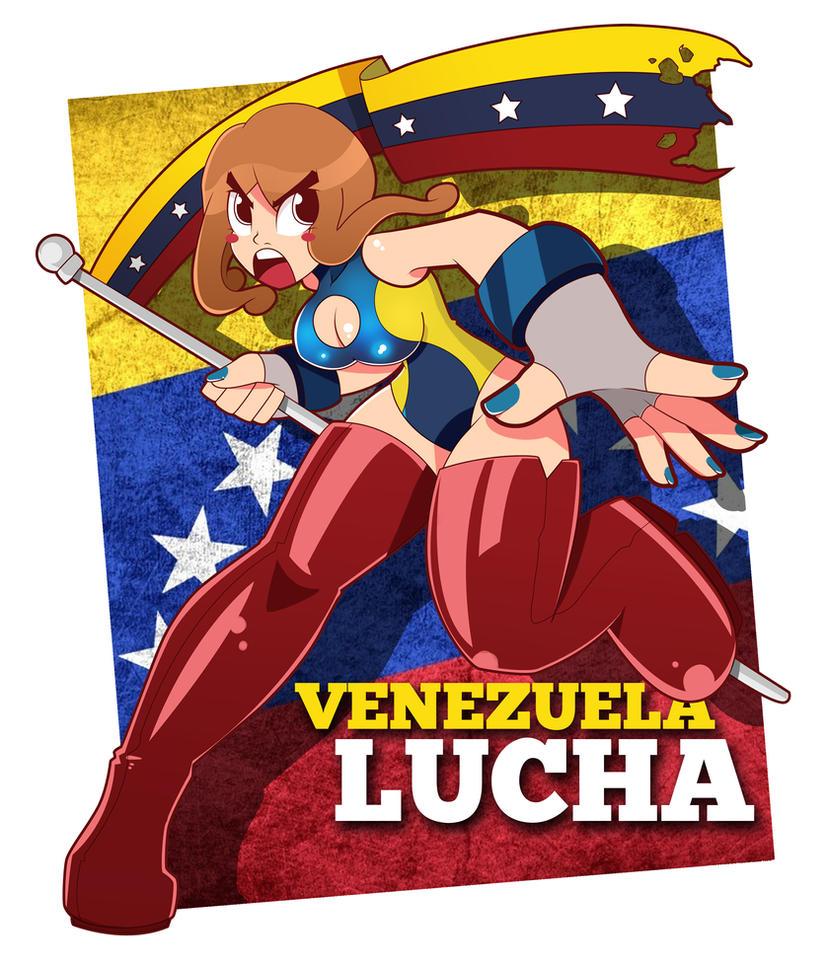 Venezuela Fights by Oigresd