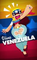 Viva Venezuela! by Oigresd