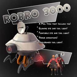 TF2 Contribute - RoBRO 3000