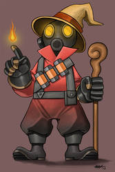 Pyro is now a Black Mage