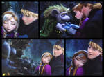 Kristoff and Anna from 'Frozen'