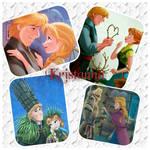 Kristanna collage