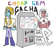 Cheap Gem Gacha! [OPEN] by UnlockTheCure