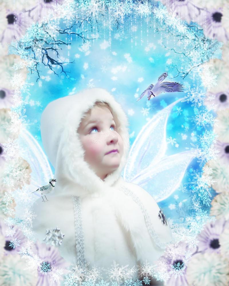 Winter Fairy by Aysha1994raven