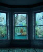 Aquarium Room by Aysha1994raven