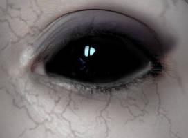 Demonic eye by Aysha1994raven