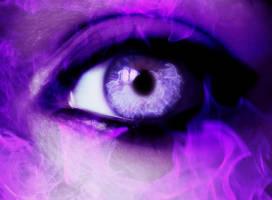 Flame eye by Aysha1994raven