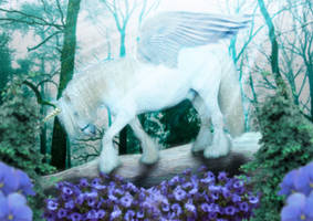 Unicorn by Aysha1994raven