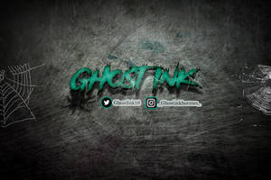 Ghost Ink Banner by Aysha1994raven