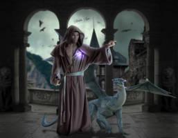 Wizard by Aysha1994raven