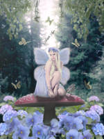 Fairy by Aysha1994raven