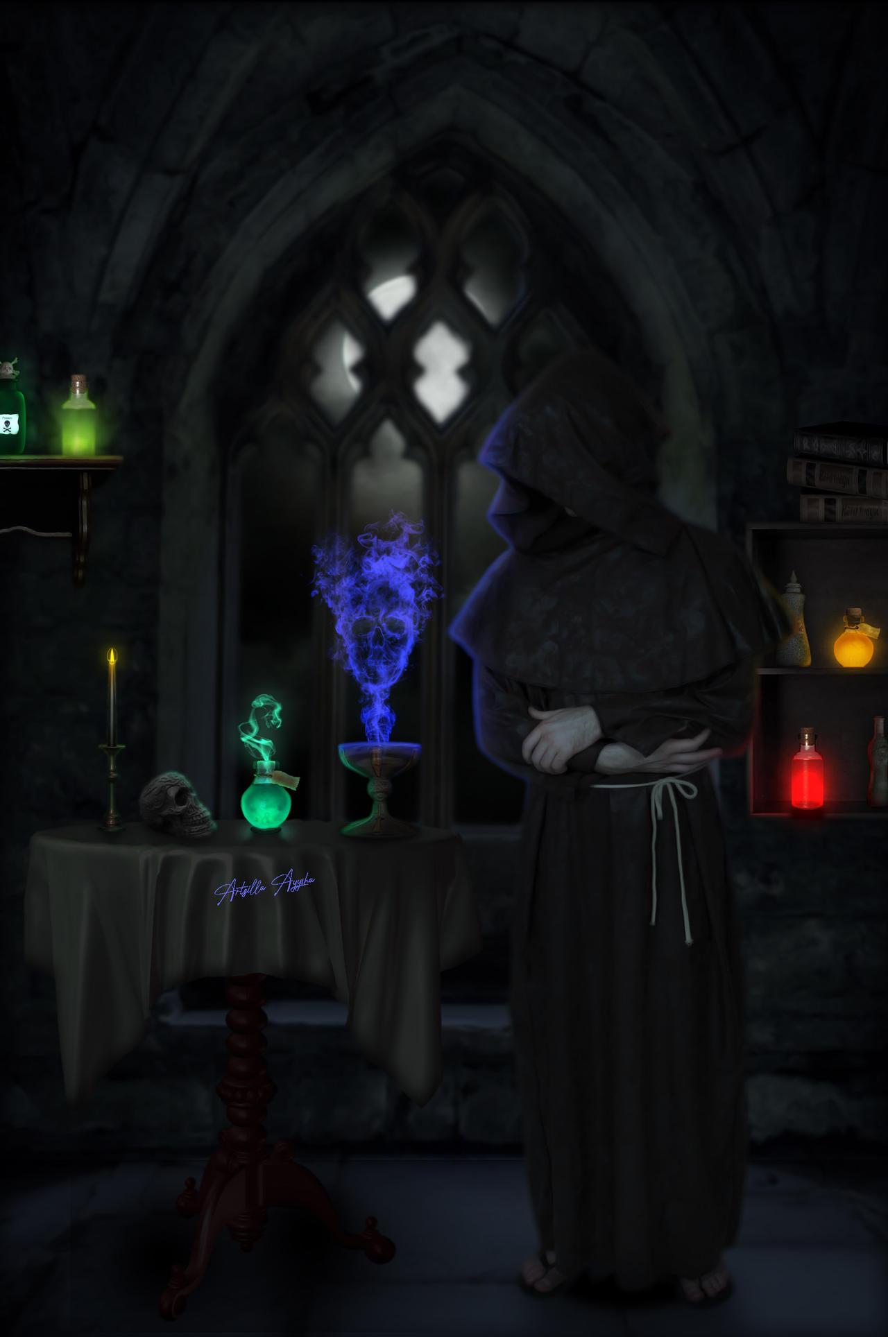 Sorcerer's Lair