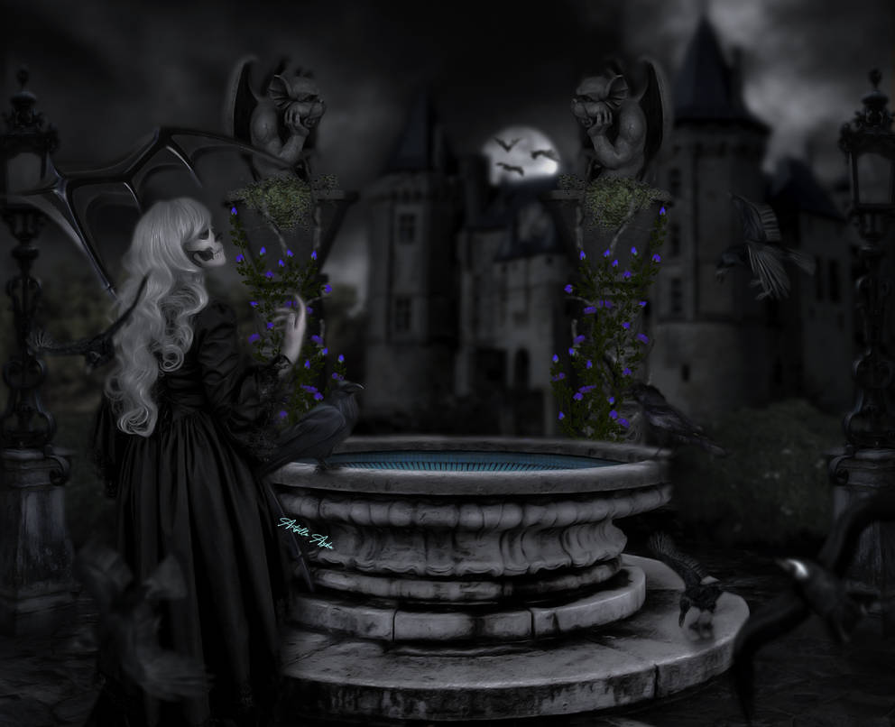 Gothic Grim Reaper